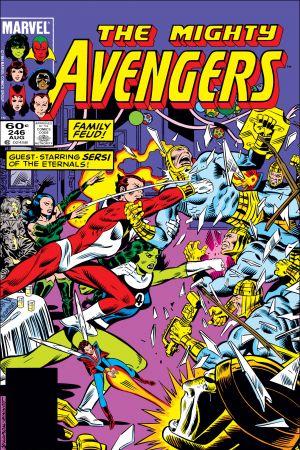 Avengers (1963) #246