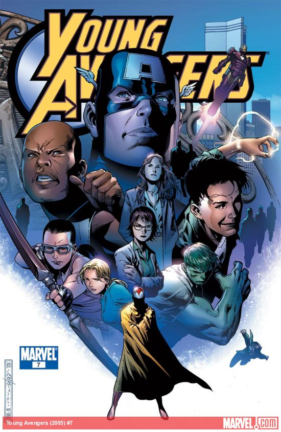 Young Avengers (2005) #7