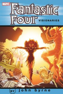 FANTASTIC FOUR VISIONARIES: JOHN BYRNE VOL. 7 TPB (Trade Paperback)