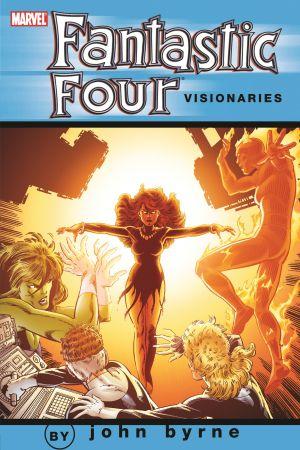 FANTASTIC FOUR VISIONARIES: JOHN BYRNE VOL. 7 TPB (Trade Paperback)