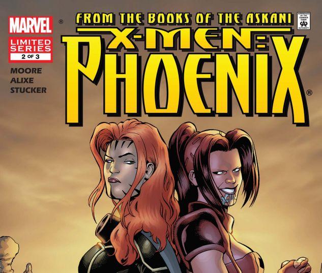 X-Men: Phoenix (1999) #2