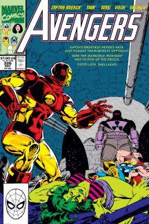 Avengers (1963) #326