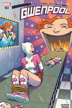 The Unbelievable Gwenpool (2016) #12