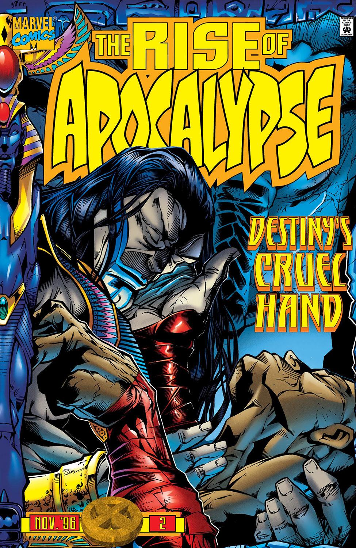 Rise Of Apocalypse 1996 2