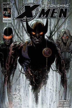 Astonishing X-Men #33