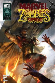 Marvel Zombies Supreme #2