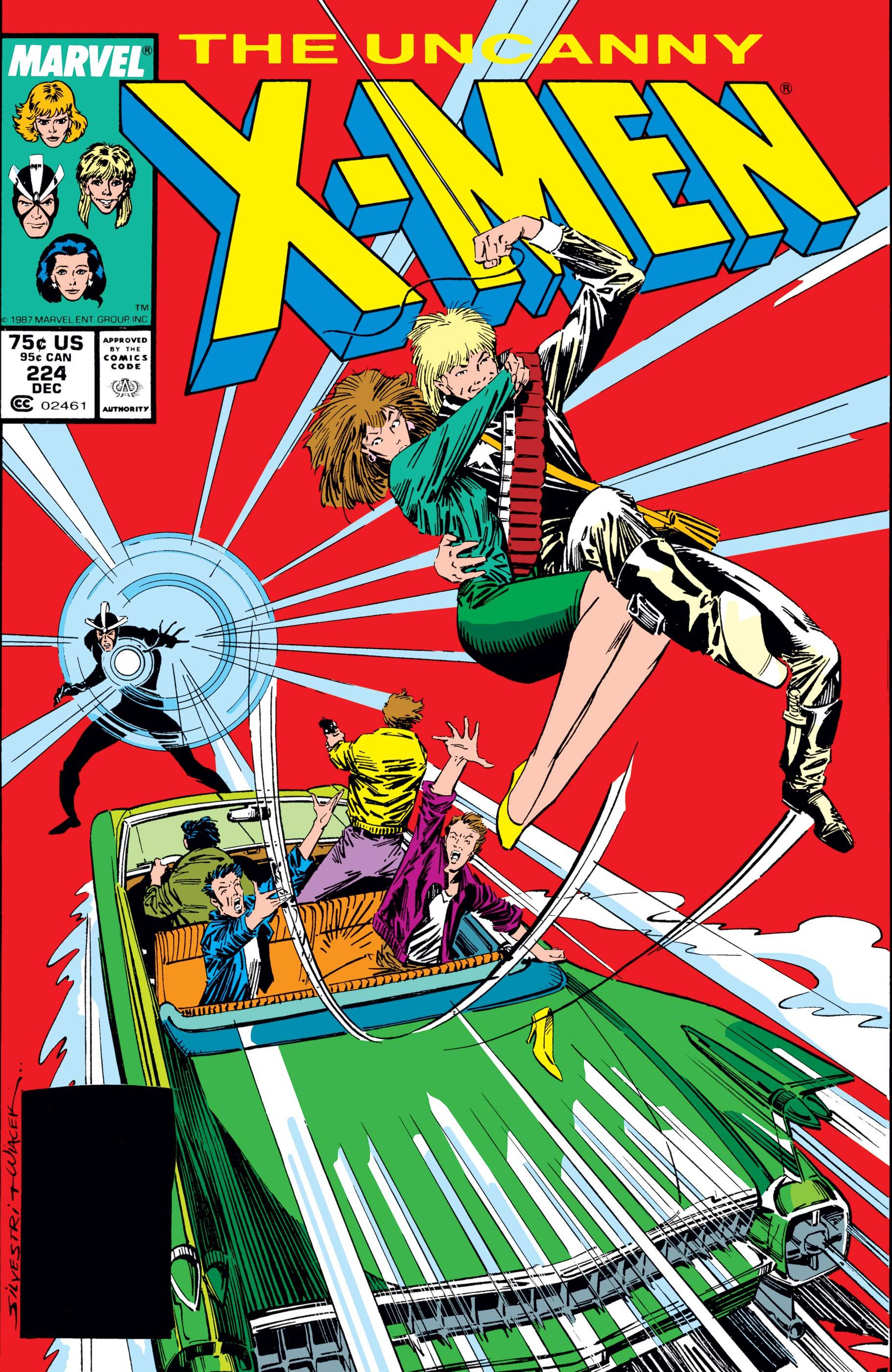 Uncanny X-Men (1963) #224