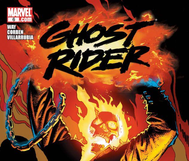Ghost Rider (2006) #6