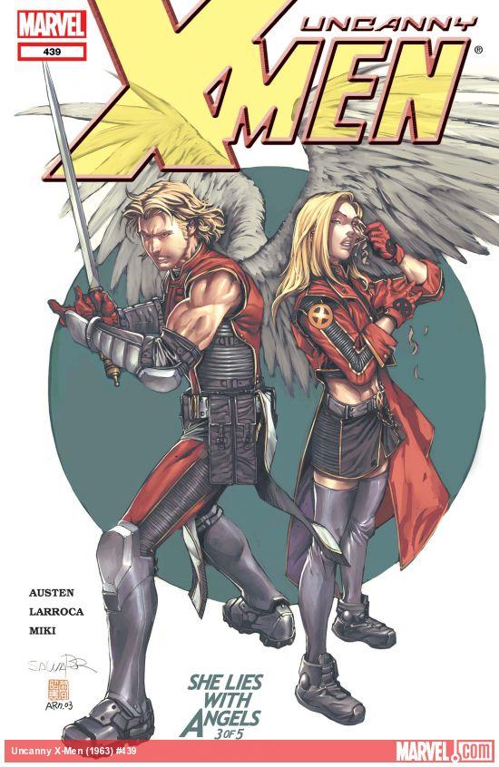 Uncanny X-Men (1981) #439
