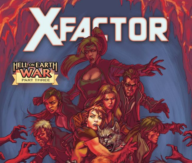 X-Factor (2005) #252