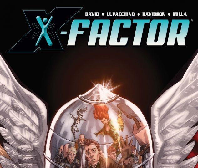 X-FACTOR (2005) #212