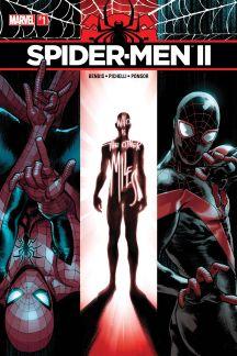 Spider-Men II (2017) #1