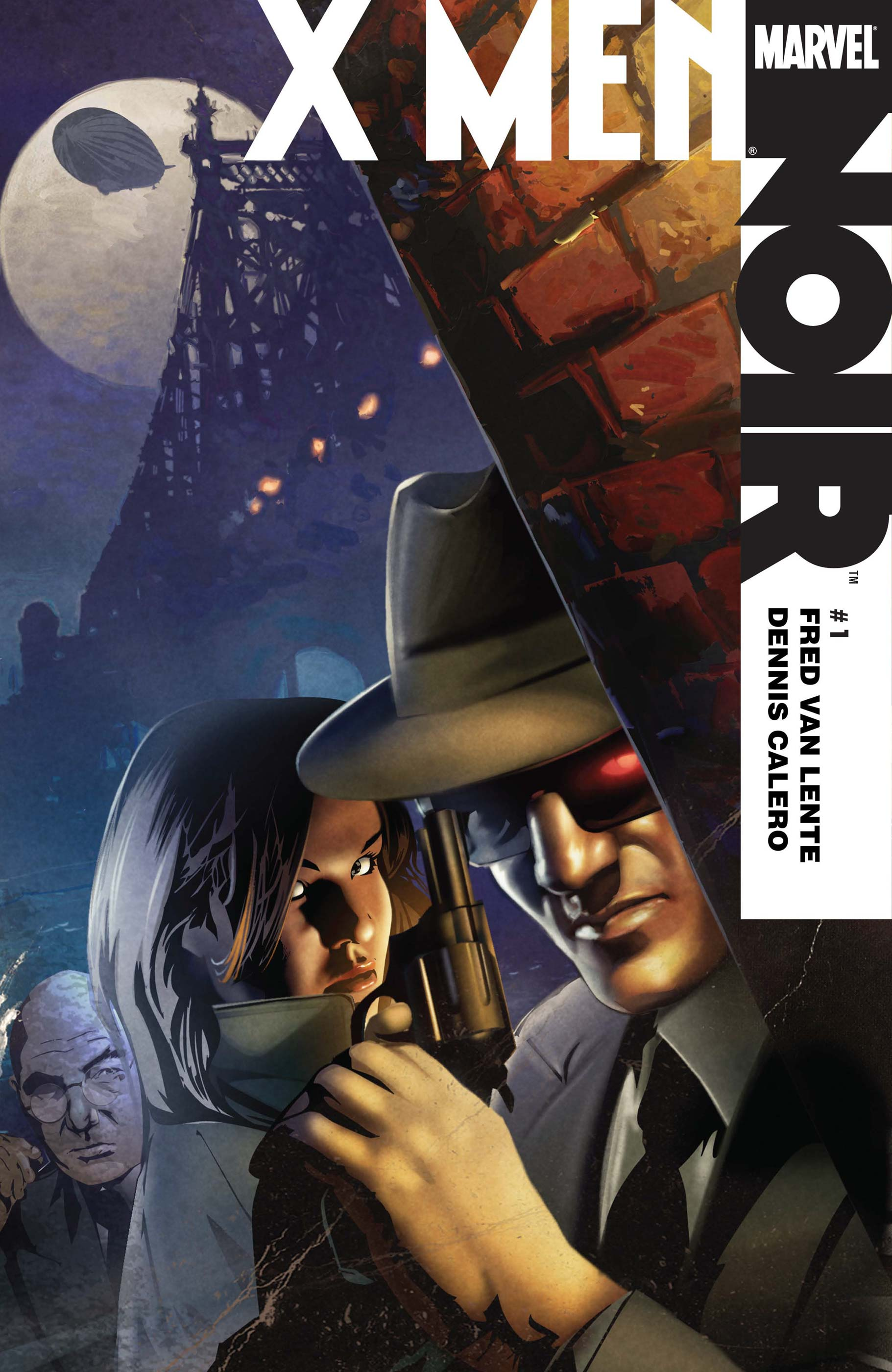 X Men Noir (2008) #1