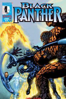 Black Panther (1998) #3