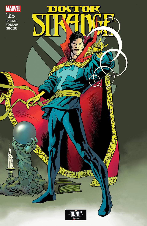 Doctor Strange (2015) #25