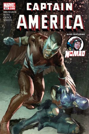Captain America #604