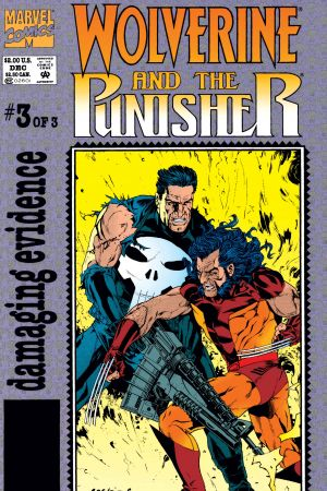 Wolverine and The Punisher: Damaging Evidence #3