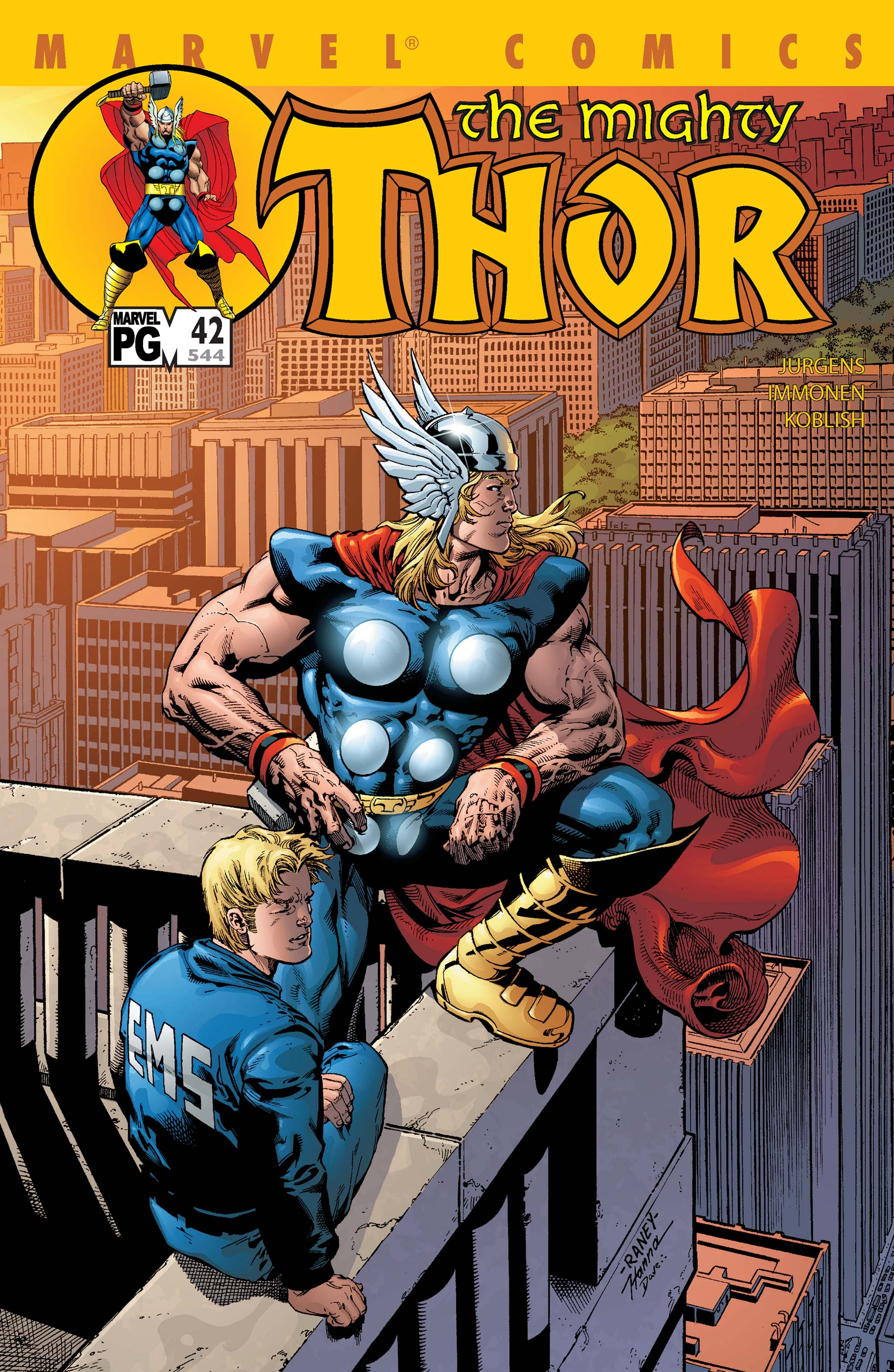 Thor (1998) #42