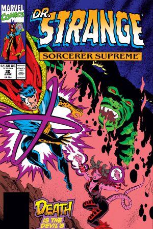 Doctor Strange, Sorcerer Supreme (1988) #30