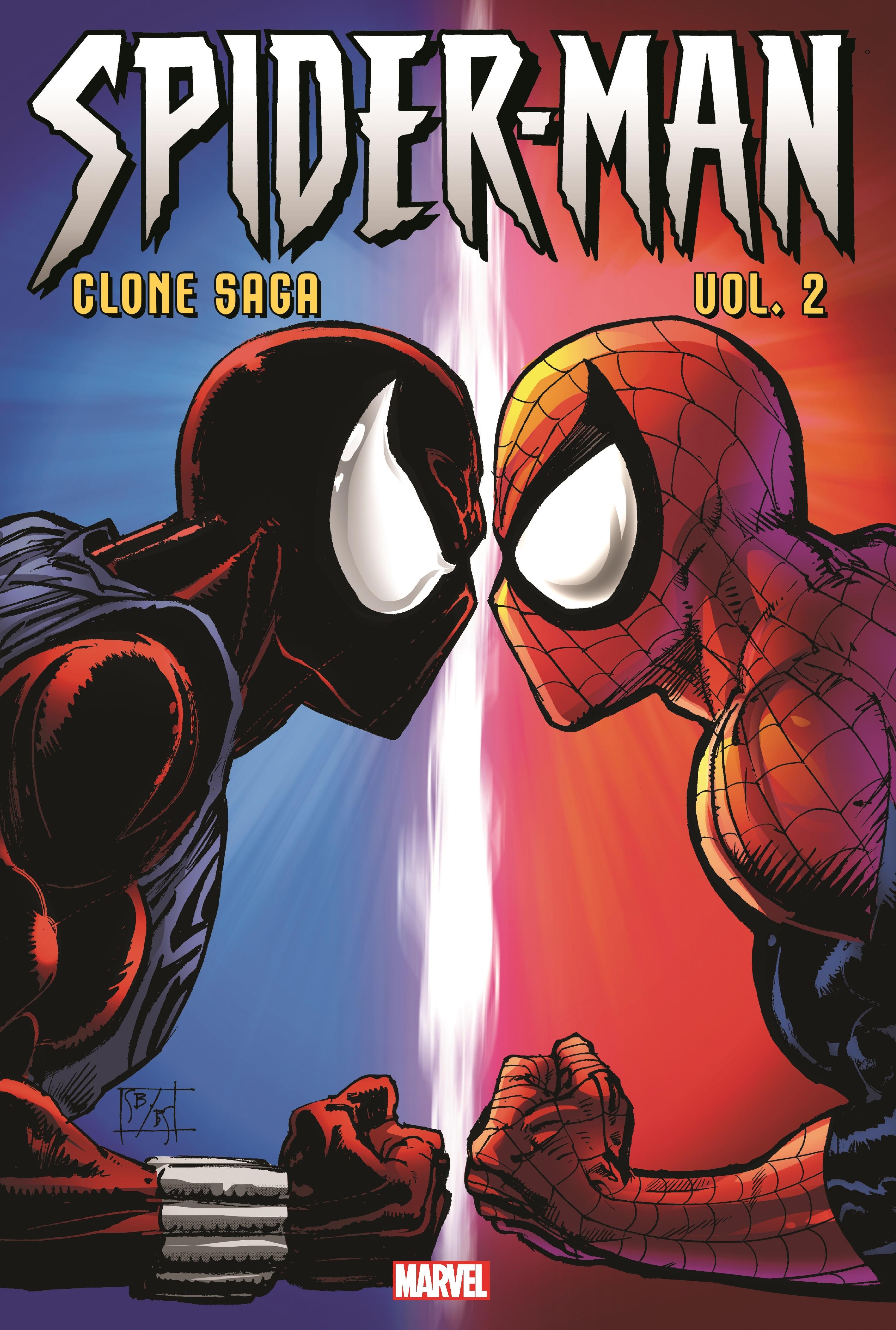 Spider-Man: Clone Saga Omnibus Vol. 2 (Hardcover)