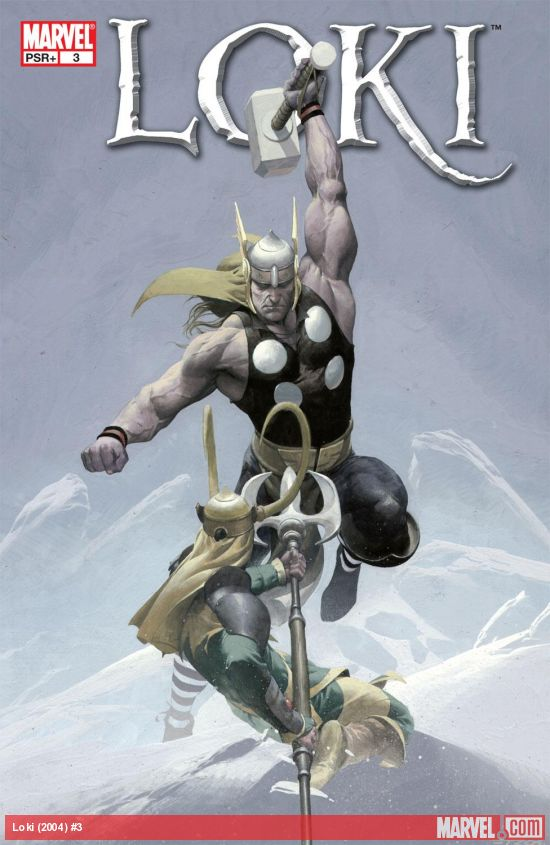 Loki (2004) #3