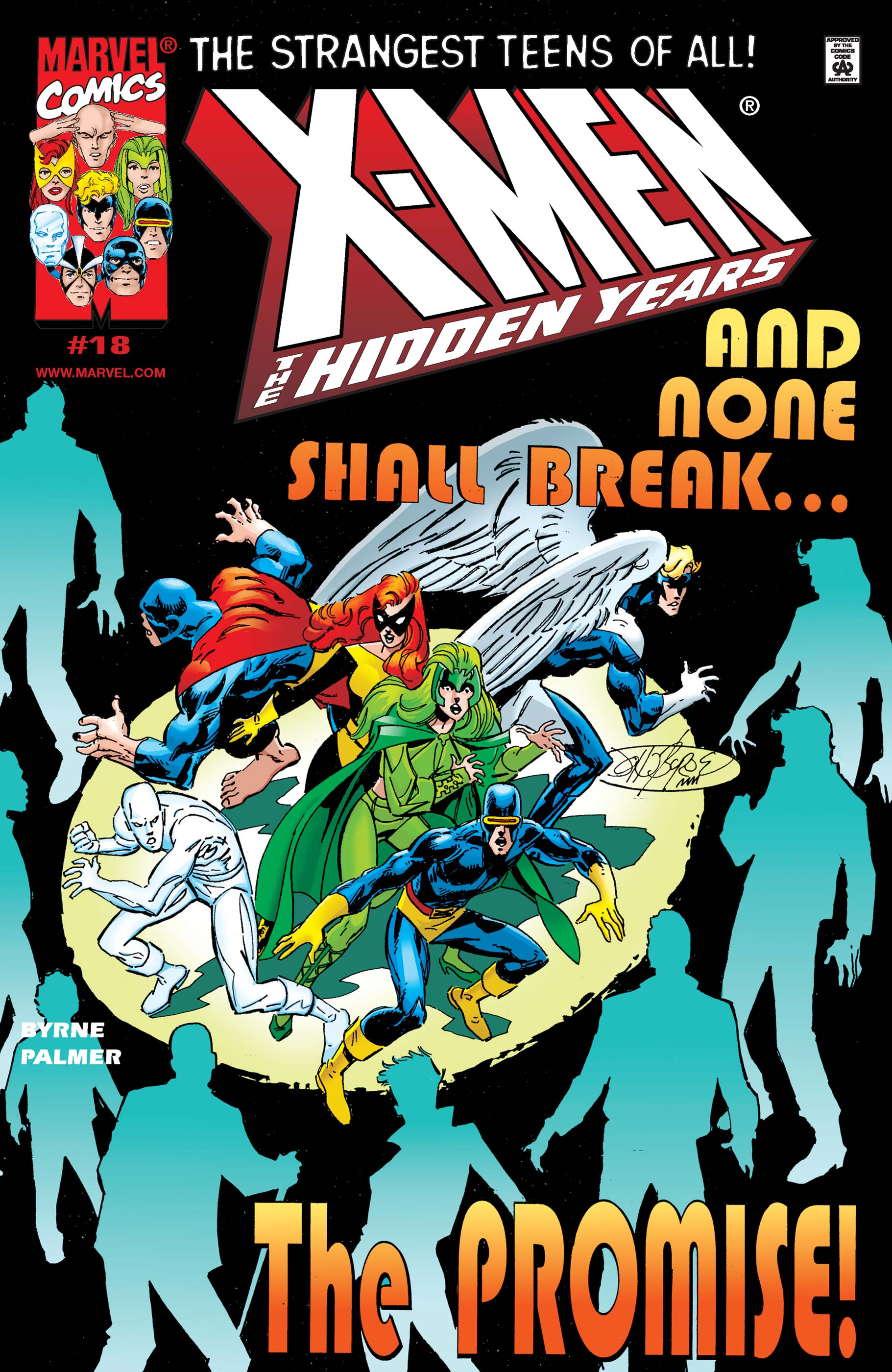 X-Men: The Hidden Years (1999) #18