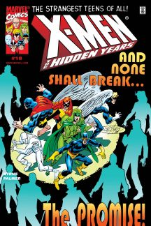 X-Men: The Hidden Years #18