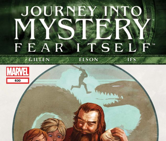 Journey Into Mystery (2011) #630