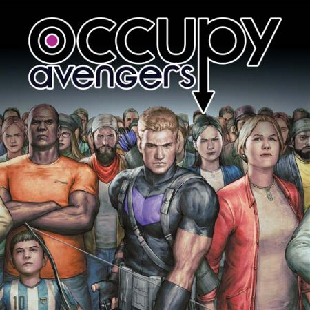 Occupy Avengers