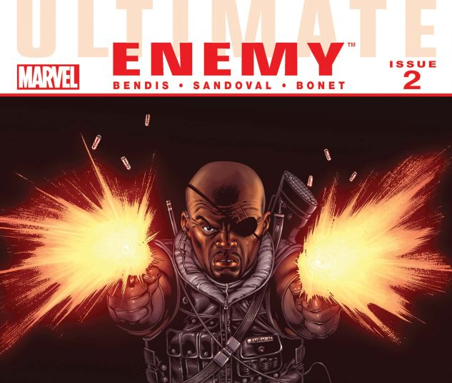 Ultimate Comics Enemy (2010) #2