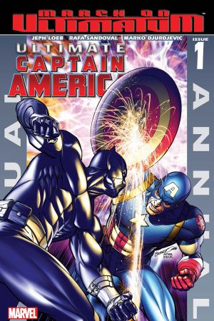 Ultimate Captain America Annual (2008) #1