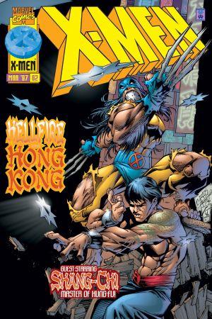 X-Men (1991) #62