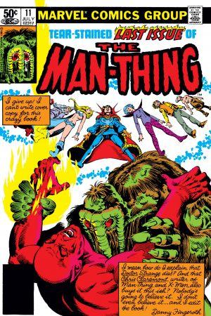 Man-Thing #11