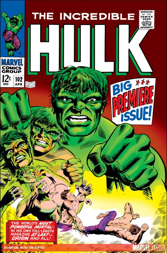 Incredible Hulk (1962) #102