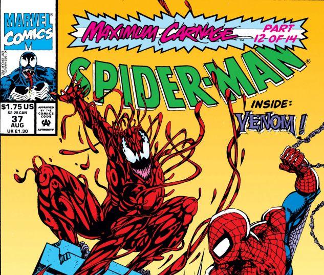 Spider-Man (1990) #37