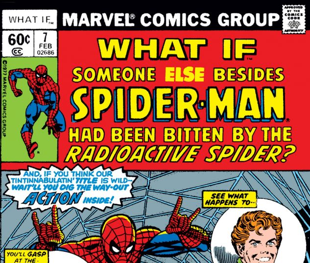 WHAT IF? (1977) #7