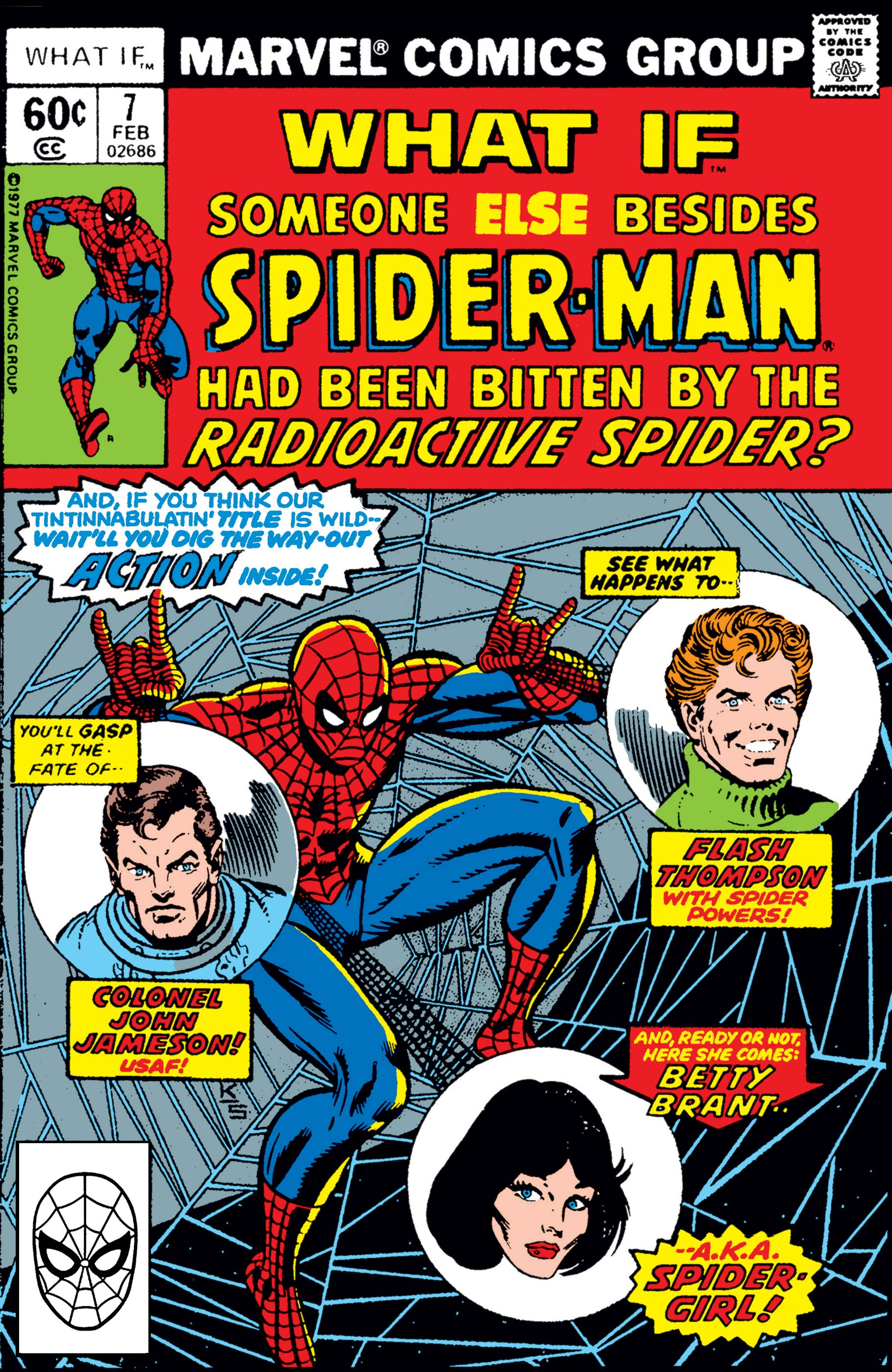 What If? (1977) #7   Comic Issues   Marvel