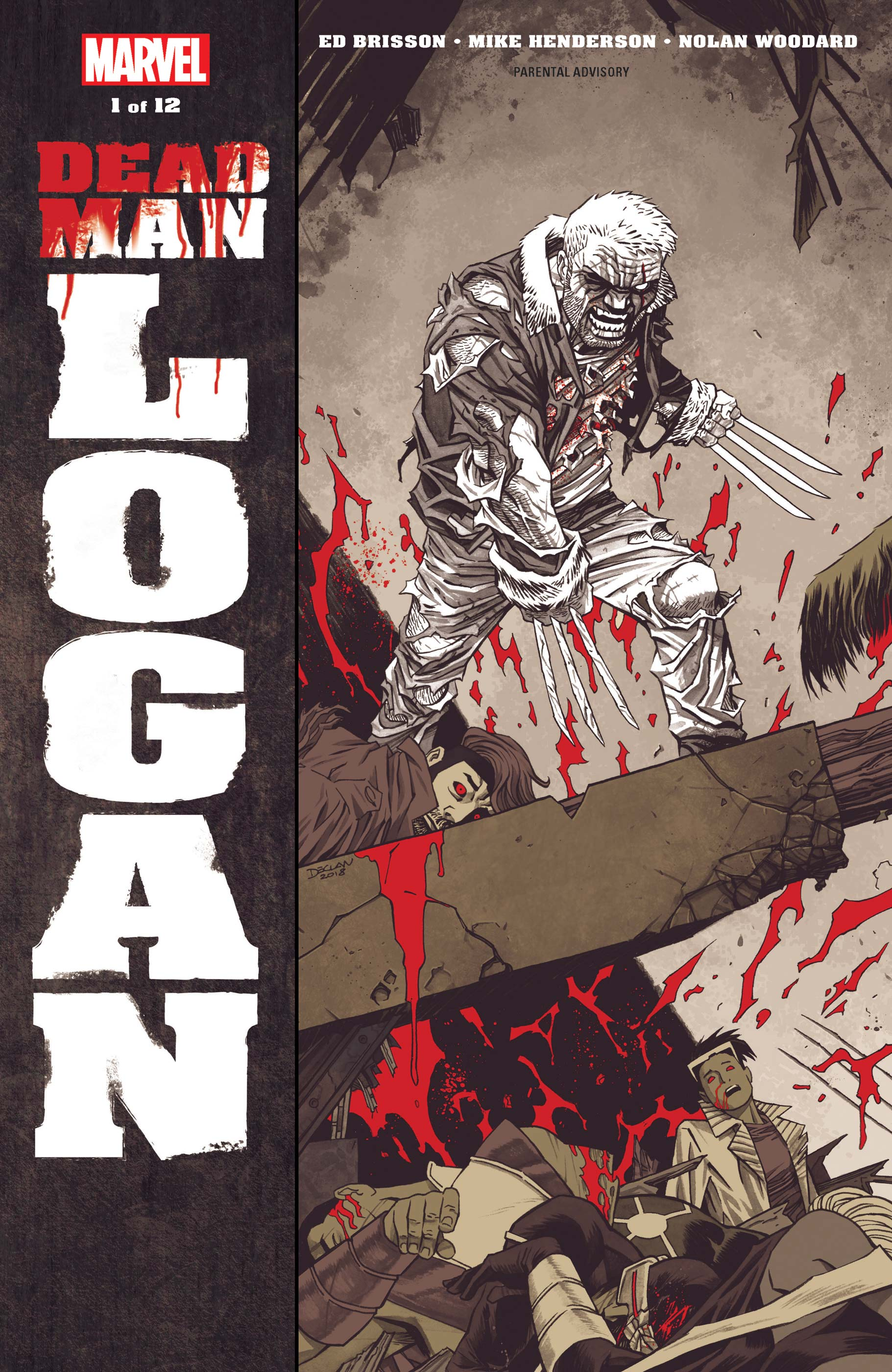 Dead Man Logan (2018) #1