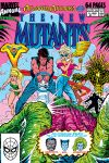 New Mutants Annual (1984) #5