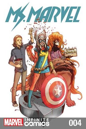 Ms. Marvel Vol. 2 #4