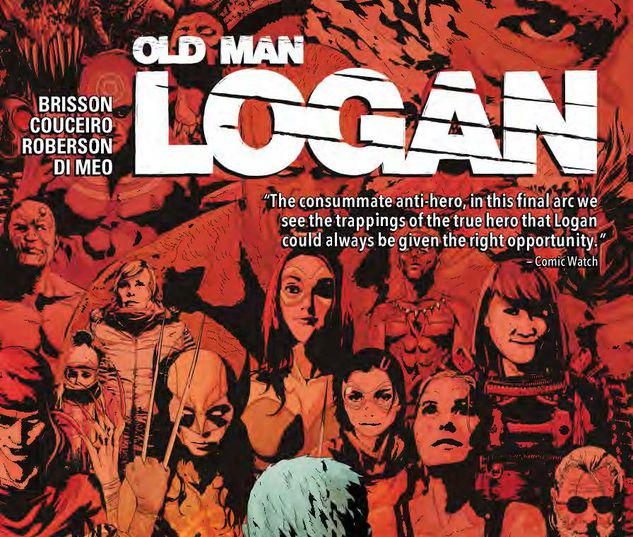 WOLVERINE: OLD MAN LOGAN VOL. 10 - END OF THE WORLD TPB #10