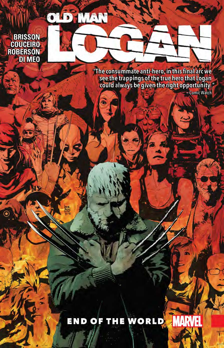 Wolverine: Old Man Logan Vol. 10 - End Of The World (Trade Paperback)