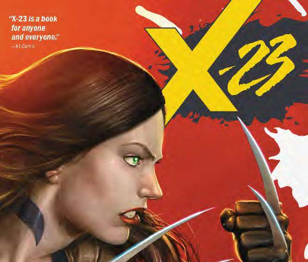 X-23 VOL. 1: FAMILY ALBUM TPB #1