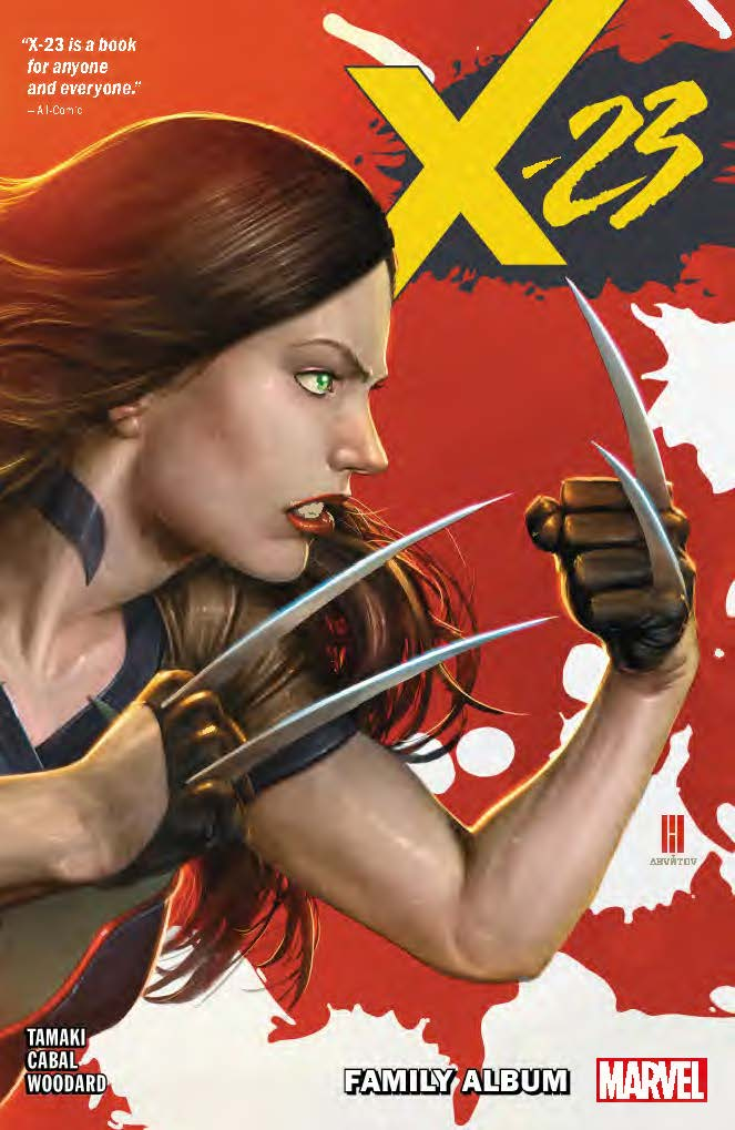 X-23 Vol. 1: Family Album (Trade Paperback)