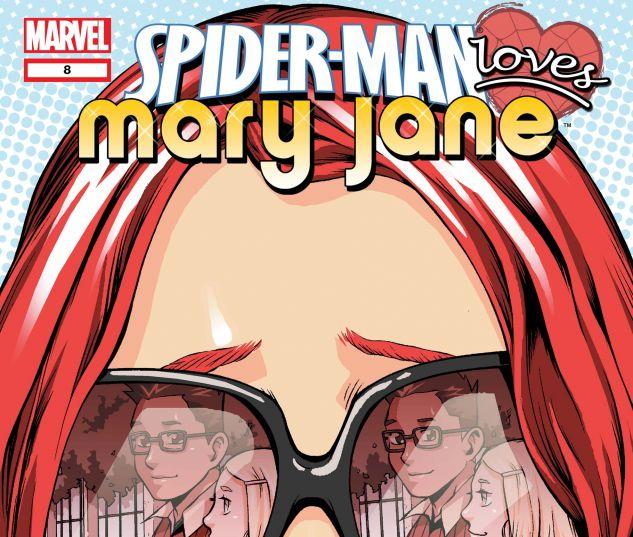 SPIDER-MAN LOVES MARY JANE (2005) #8