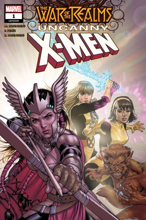 War of the Realms: Uncanny X-Men (2019) #1