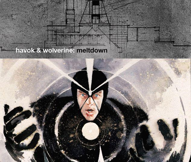 HAVOK & WOLVERINE: MELTDOWN TPB #1
