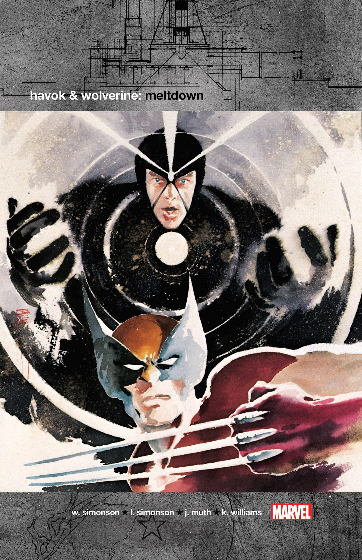 Havok & Wolverine: Meltdown (Trade Paperback)