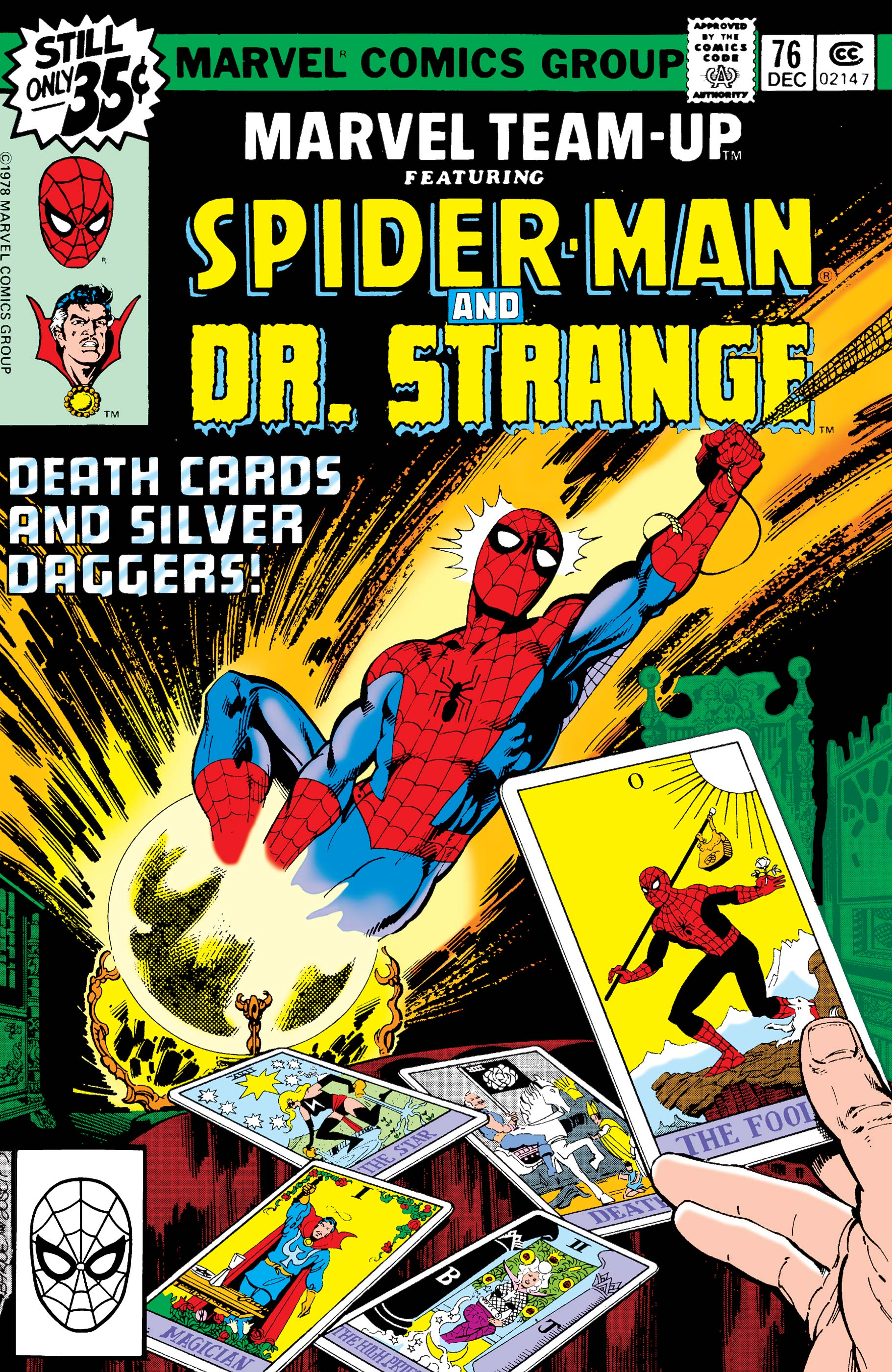Marvel Team-Up (1972) #76