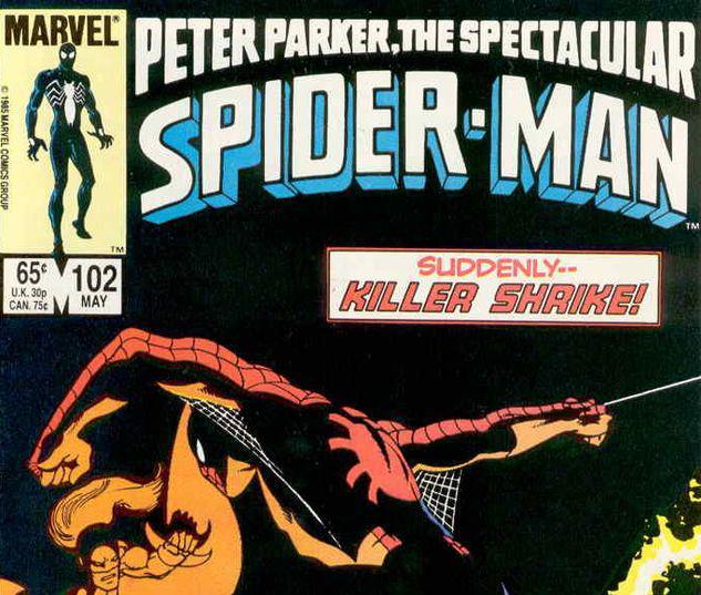 Peter Parker, the Spectacular Spider-Man #102